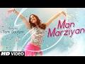 Man Marziyan Song Yami Gautam | Neeti Mohan | Rochak Kohli | T Series