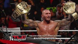 Top 10 Best of Randy Orton 12 WWE World Championship Wins In WWE - HD