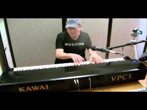Only Time (Enya) - Piano Cover on Kawai VPC1 + Ravenscroft