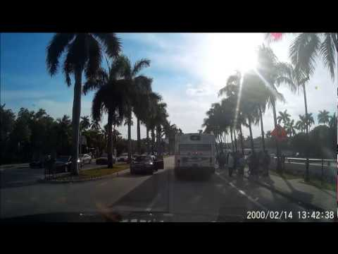 Las Olas Ft Lauderdale Memorial Day fight and bus attack 2014