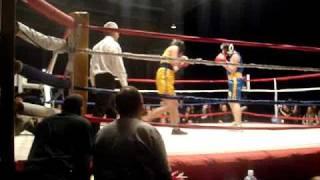 Baraka Bouts 2010 - Anna vs. Jenny Part 1/5