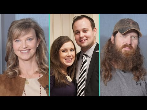EXCLUSIVE: 'Duck Dynasty' Stars Say Anna Duggar 'Has the Right' to Leave Josh en streaming