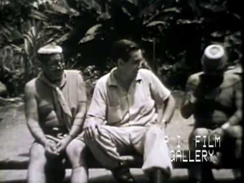 Indians: Northern Andes, Ecuador, TV series, Bold Journey, 1957