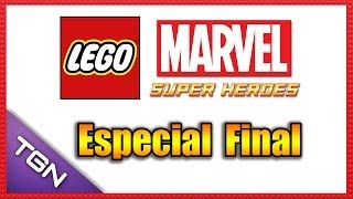 LEGO Marvel Super Heroes - Especial Final - HD 720p