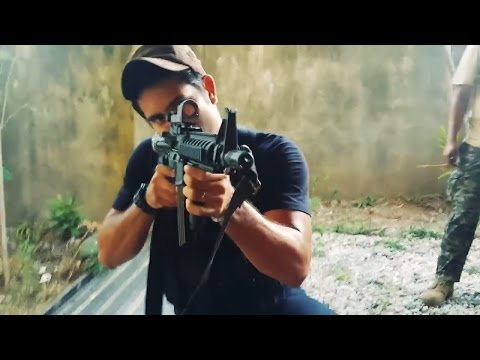 AWOL Behind the Action -Gerald Anderson