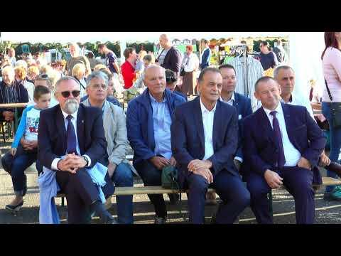 A lengyel Kozminiacy Együttes műsora a Szüreti Fesztiválon - Tavi TV