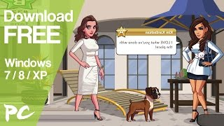 How to Download Kim Kardashian Hollywood for PC Computer