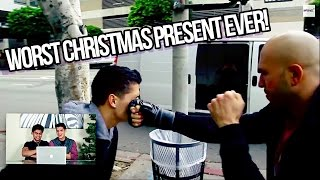 WORST CHRISTMAS PRESENT EVER! #MerryChristmasRoi
