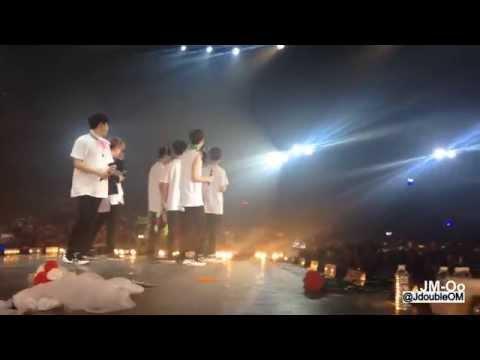 [150315]Fancam - GOT7 1st FAN PARTY IN BANGKOK Day 2