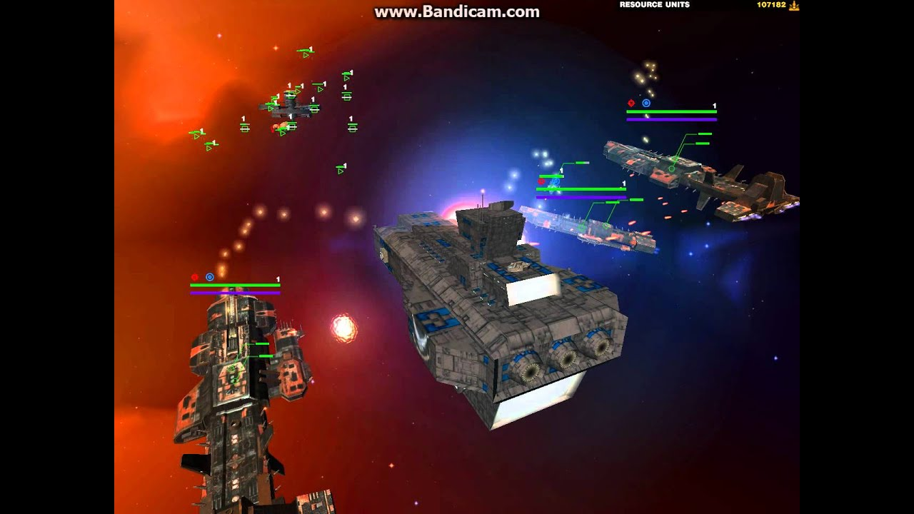 Mods Homeworld 2 Homeworld 2 Stargate Mod Demo