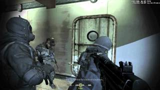 Macbook Pro Retina Display 2012 - Call of Duty 4 FPS Test