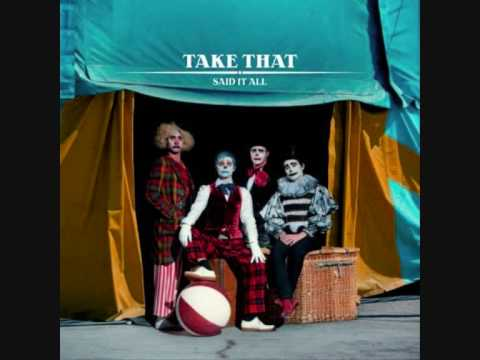 Take That - Throwing stones