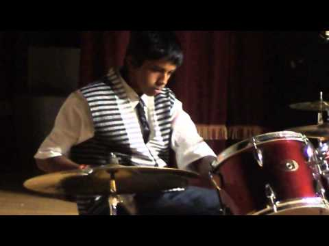 subhash drums solo
