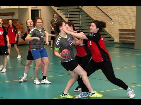 Piłka Ręczna Kobiet: III LO - I LO