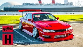 Larry Shoots RB Swapped S14 Kouki for Super Street Cover!