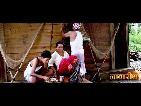 Nepali Film Lawarish 2014 Sentimental Song( Yo Samaja Aaja Bekara...