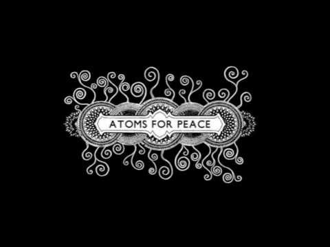 Atoms For Peace - Magic Beanz (new song 2013) with Lyrics