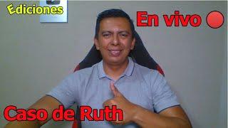 En vivo caso de niña Ruth