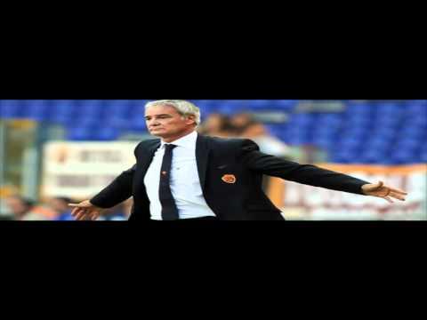 Basette Goal - Claudio Ranieri canta