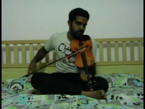 Tum Se Hi from Jab We Met in Violin by Subramoni Rengarajan