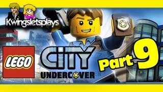 Lego city undercover - Walkthrough Part 9 Undercover