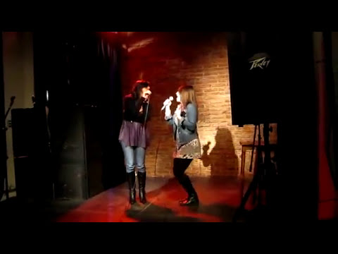 Escuela de Cantantes * Laura Bortman y Noelia Delpech : Dúo River deep mountain high