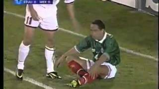 México vs Estados Unidos Final Copa Oro 1998