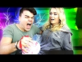 PAINFUL LIE DETECTOR TEST WITH GIRLFRIEND