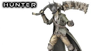 Figma HUNTER Bloodborne Action Figure Review