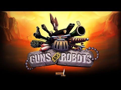 Guns and Robots gameplay