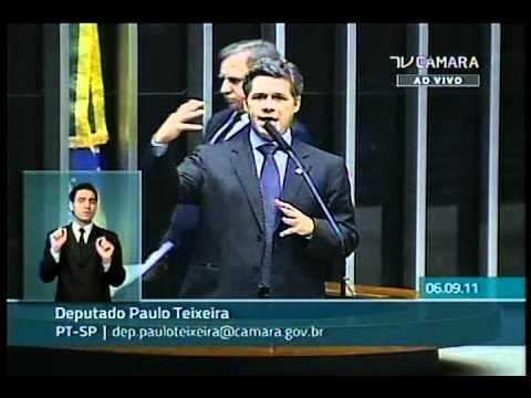 Deputado Paulo Teixeira ( PT - SP) Produzir, em curto prazo,  tablets no Brasil