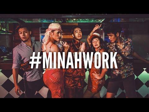 """""""MINAH WORK"""" (Work Rihanna Parody Singapore)"""