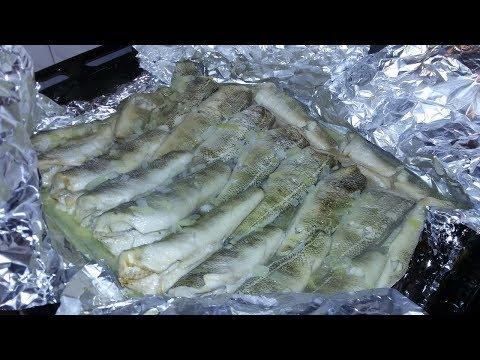 Рыба в фольге. Запекаем в духовке нототению с луком