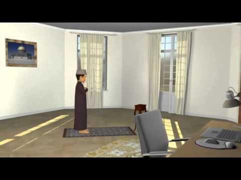 Solat Istikharah : Animasi Kaifiyat Solat Istikharah