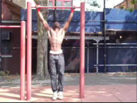 Amar Pep   40 Strict Pull Ups in  (1 minute )