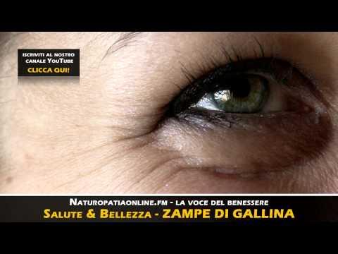 Salute & Bellezza: ZAMPE DI GALLINA – Prevenire le rughe e nutrire la pelle   Podcast di Naturopatia