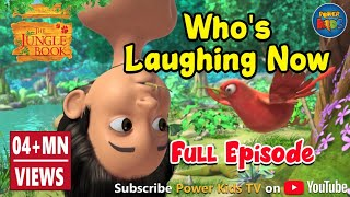 The Jungle Book Hindi Cartoon for kids | Mogli Cartoon Hindi | Who's Laughing now