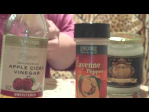Coconut Oil/Cayenne Pepper/Apple Cider Vinegar-Weight loss.Hair growth and MORE!!.