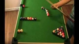 Amazing Pool Trick Shots (Artistic pool) - Full version
