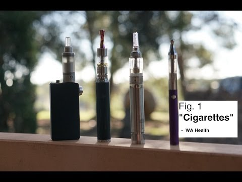 New FDA Regulations on E-Cigarettes