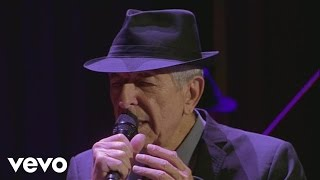 Watch Leonard Cohen Come Healing video