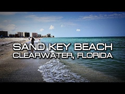 Sand Key Beach   Clearwater. Florida