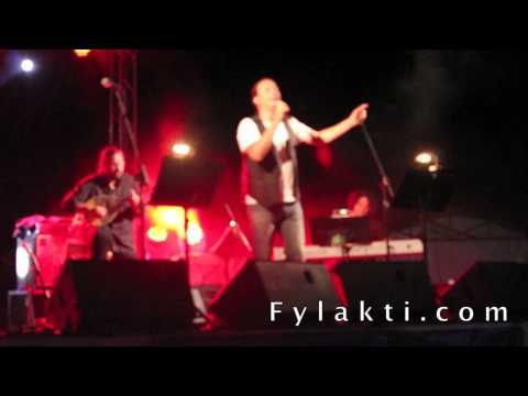 Γιάννης Κότσιρας - Αν μ 'αγαπάς | Συναυλία Λίμνη Πλαστήρα 24-8-14 - fylakti.com