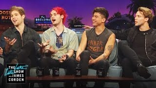 Download Lagu Chatting with 5 Seconds of Summer Gratis STAFABAND