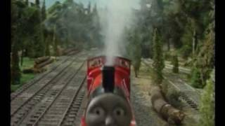 A Tribute to James the Red Engine