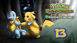 Let's Play Pokémon Mystery Dungeon: Himmel [Blind / German] - #13 - Hier stinkts