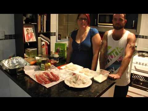 gold coast whiting with cooking