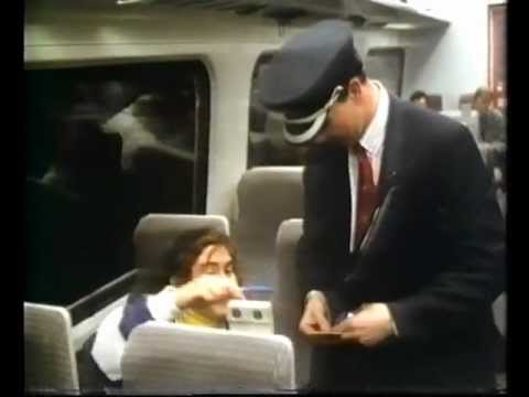 Intercity Trains in the Nineties. (Part One).