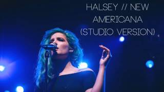 Halsey // New Americana (SOUNDCLOUD VERSION)