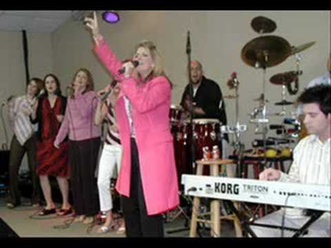 """Everything""  by Cindy Cruse-Ratcliff & Israel Houghton"